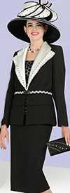 Clearance Champagne 4423 Womens Church Suits