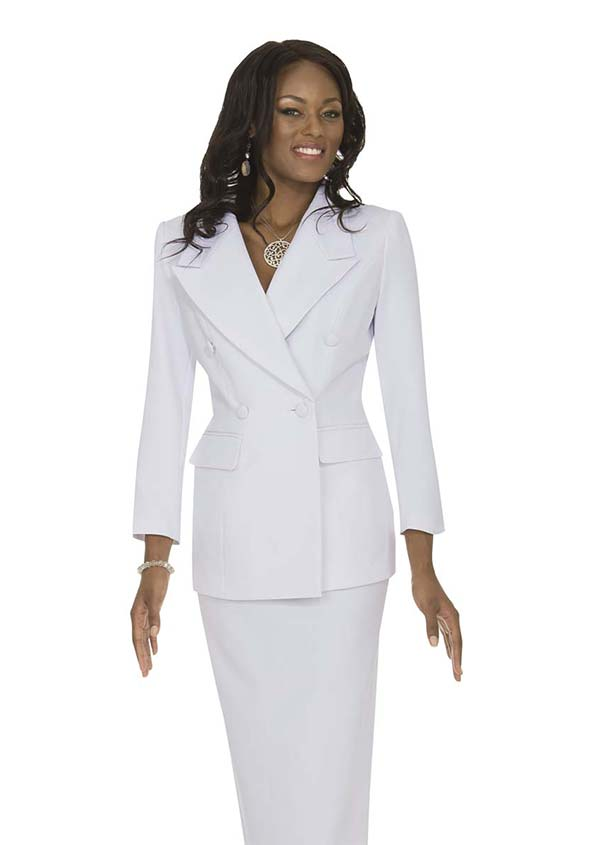 Aussie Austine 11804 Double Breasted Womens Usher Suits
