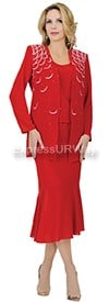 Clearance Aussie Austine 663 Womens Suits