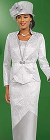 Ben Marc 47968 Womens Three Piece Suit For Church