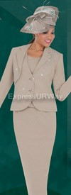 Clearance Ben Marc Knits 61042 Church Suits