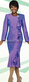 Clearance Ben Marc Mystique 62014-Pansy Womens Suits