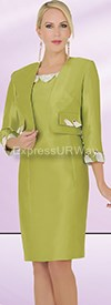 Clearance Stacy Adams 78408-Lime Womens Suit Blowout