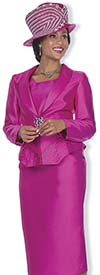 Champagne 5101 Womens Wardrober Set With Shawl Lapel