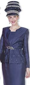 Clearance Champagne 5104 Womens Wardrober Set With Sewn Embellishments