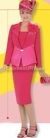 Champagne 4310 Womens Church Suits