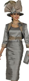 Champagne 4426 Womens Church Suits