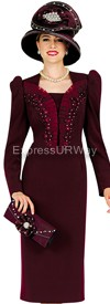 Champagne 4604 Womens Church Suits