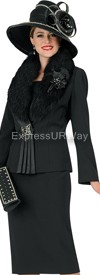 Champagne 4618 Womens Church Suits