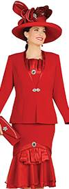 Champagne 4601 Womens Church Suits