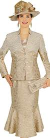 Champagne 4808 Womens Church Suits