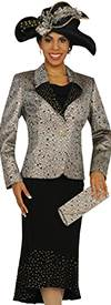 Champagne 4811 Womens Church Suits