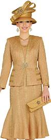 Champagne 4816 Womens Church Suits