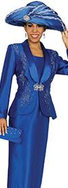 Champagne 4817 Womens Church Suits