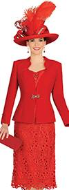 Champagne 4823 Womens Church Suits