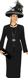 Champagne 4824 Womens Church Suits