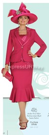 Champagne 4116 Womens Church Suits