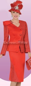 Champagne 4204 Womens Church Suits