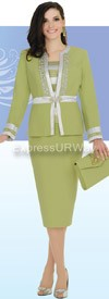 Champagne 4306 Womens Church Suits