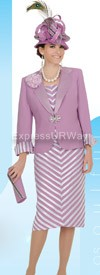 Champagne 4313 Womens Church Suits