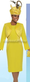 Champagne 4513 Womens Church Suits