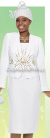 Champagne 4520 Womens Church Suits