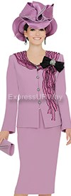 Champagne 4316 Womens Church Suits