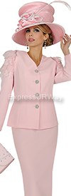 Champagne 4503 Womens Church Suits