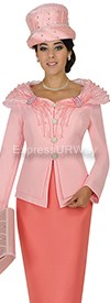 Champagne 4510 Womens Church Suits