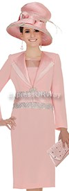 Champagne 4521 Womens Church Suits
