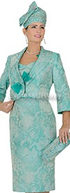 Champagne 4554 Womens Church Suits