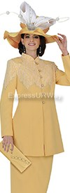 Champagne 4703 Womens Church Suits