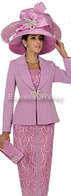 Champagne 4705 Womens Church Suits