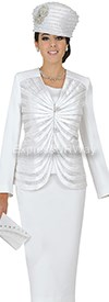 Clearance Champagne 4710 Womens Church Suits