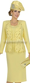 Clearance Champagne 4715 Womens Church Suits