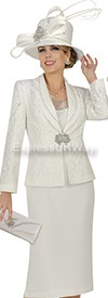 Clearance Champagne 4716 Womens Church Suits