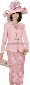 Champagne 4717 Womens Church Suits
