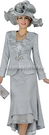 Champagne 4719 Womens Church Suits