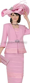 Champagne 4721 Womens Church Suits