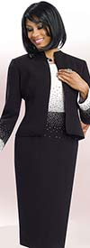 Chancelle 40502 Ladies Jacket & Dress Set