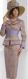 Chancelle 23500 Womens Suit