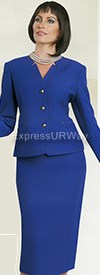 Chancelle 25141 Womens Suit