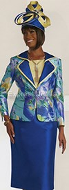 Chancelle 25155 Womens Suit
