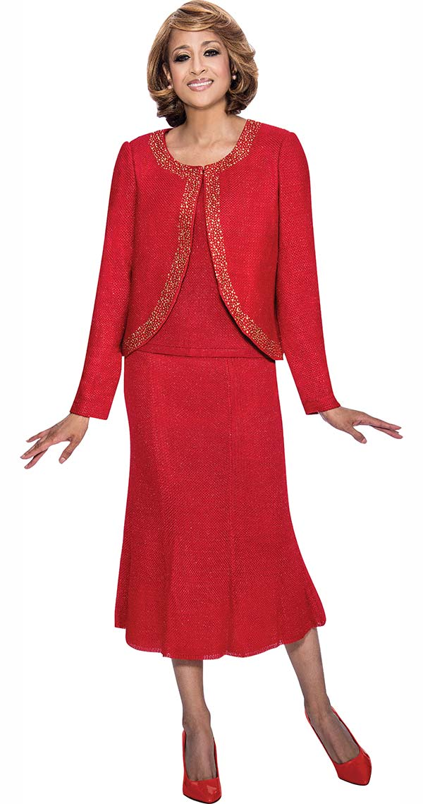 DCC - Dorinda Clark Cole - DCC1263-Red - Holiday 2017 - ExpressURWay