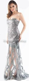 Daniella 1102 Evening Wear