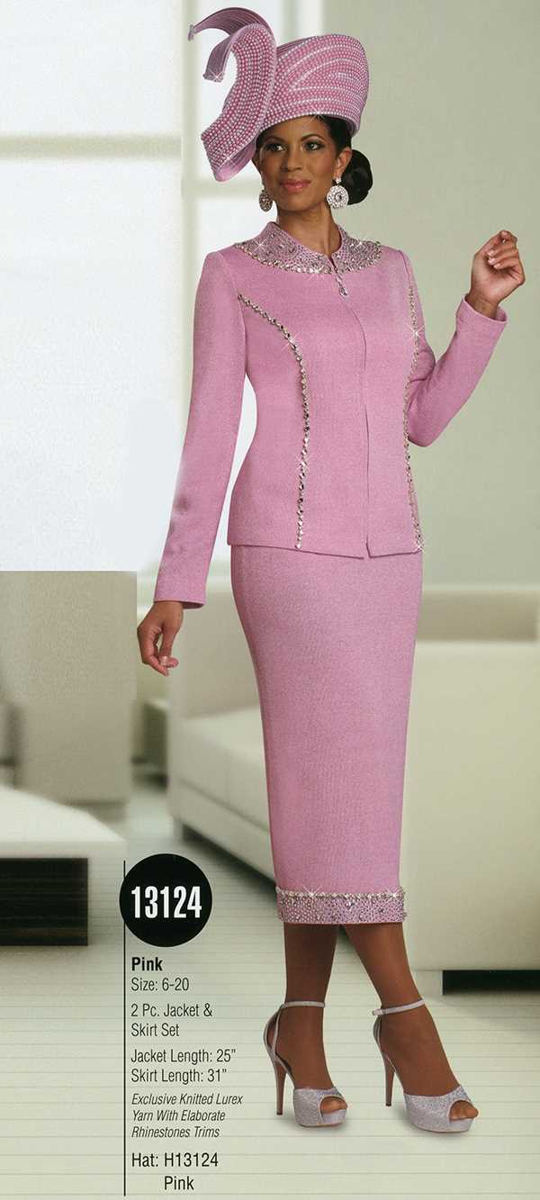Donna Vinci Knits : Womens Knit Church Suit by Donna Vinci - 13124 - Spring 2016 - www.expressurw...