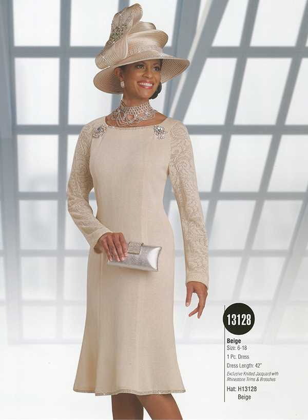 Donna Vinci Knits : Womens Knit Church Suit by Donna Vinci - 13128 - Spring 2016 - www.expressurw...