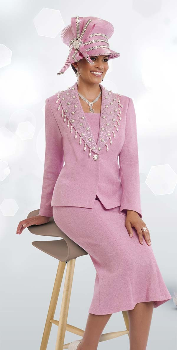 Donna Vinci Knits : Womens Knit Church Suit by Donna Vinci - 13190 - Spring 2017 - Expressurway