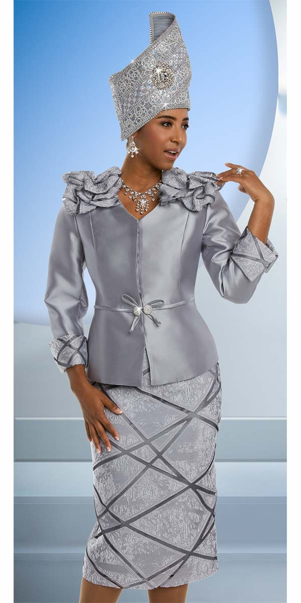 Womens Church Suit By Donna Vinci 5585 Spring 2018 Expressurway