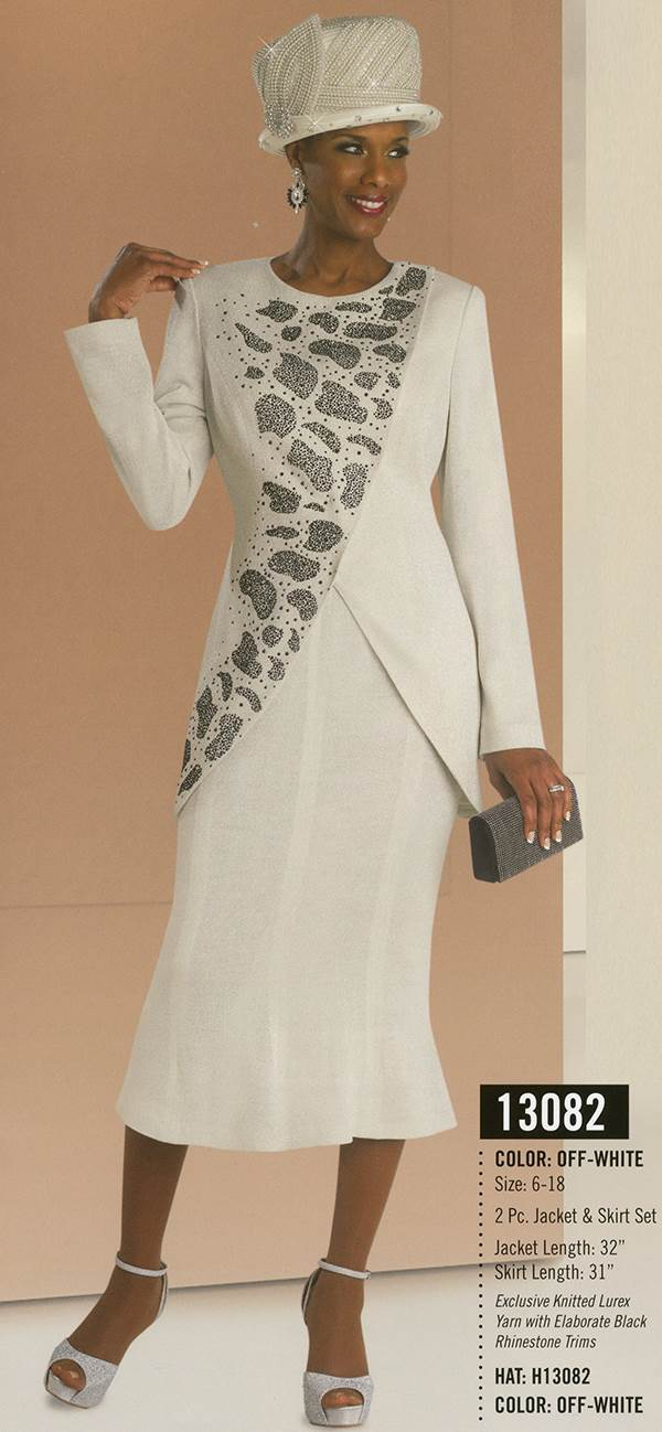 Donna Vinci Knits : Womens Knit Church Suit by Donna Vinci - 13082 - Fall 2015 - www.expressurway...